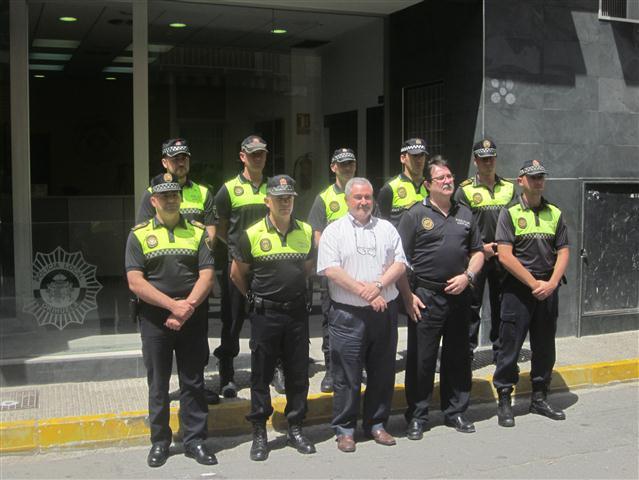Alcalde Policía Local CS