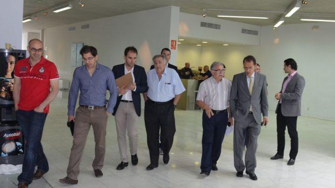 Alcalde reunión