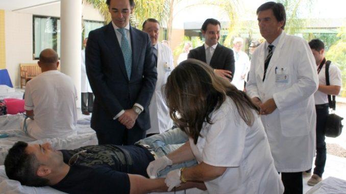 Hospital visita Conseller