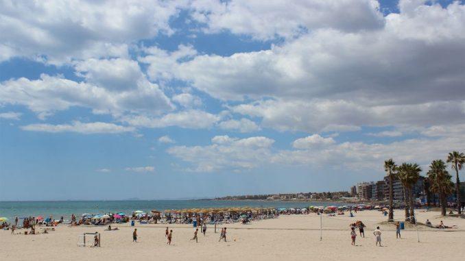 playa torre