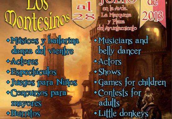 Los Montesinos Medieval