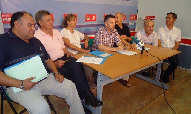 PSOE Vega Baja Tajo-Segura