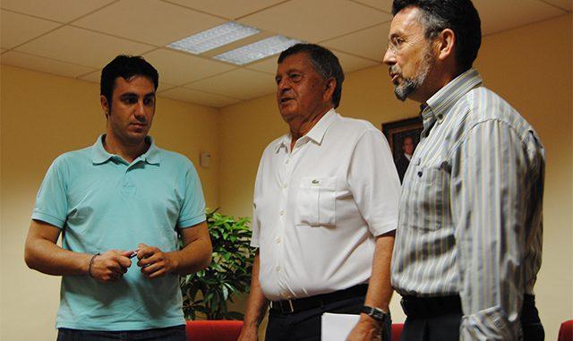reunion alcaldes PSOE Basuras