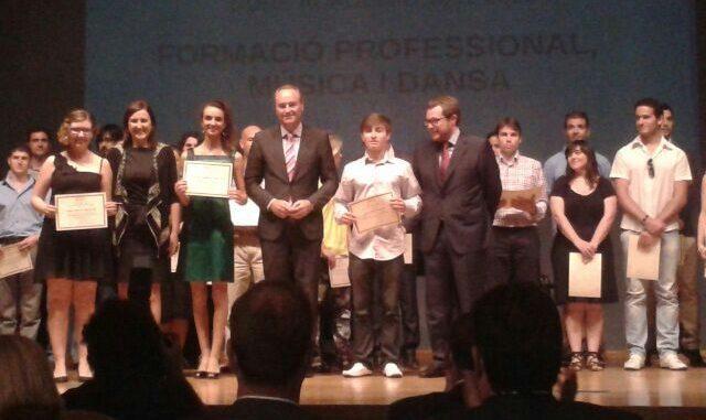 Irene Zamora premio