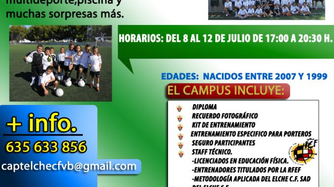 Campus Bigastro ElcheCF