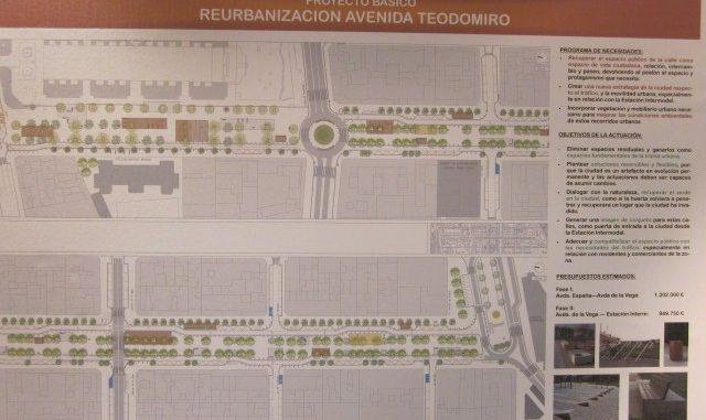 Los Andenes proyecto
