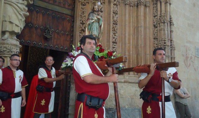 Santiago procesión