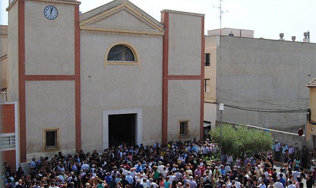entierro accidente tren Santiago Compostela