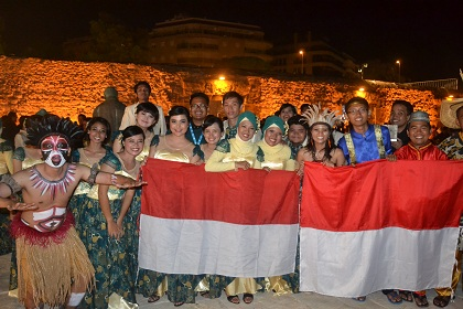 CORO INDONESIO