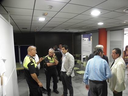 LAS DEPENDENCIAS DE LA POLICÍA LOCAL DE LA CALLE ARQUITECTO LARRAMENDI ACOGERÁN LA UNIDAD DE EXTRANJERÍA DE LA POLICÍA NACIONAL 8