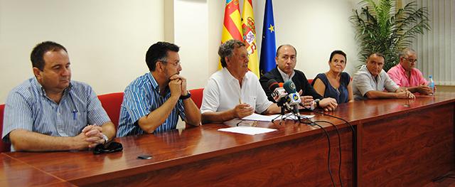 dimisión Morales San Isidro