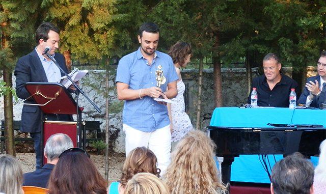 Alvaro Jimenez Premio Poesía
