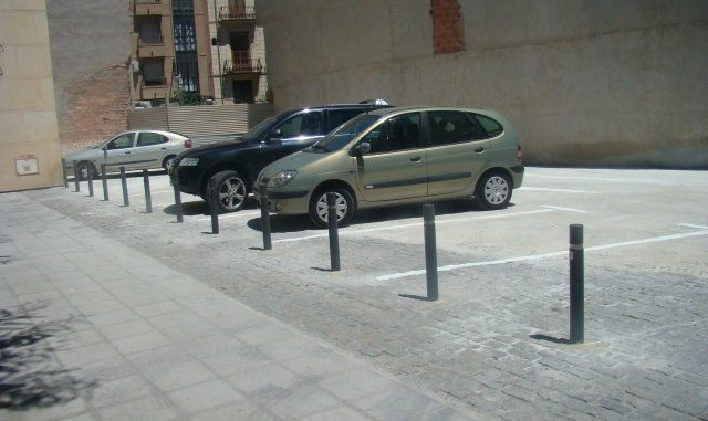 De solar a parking