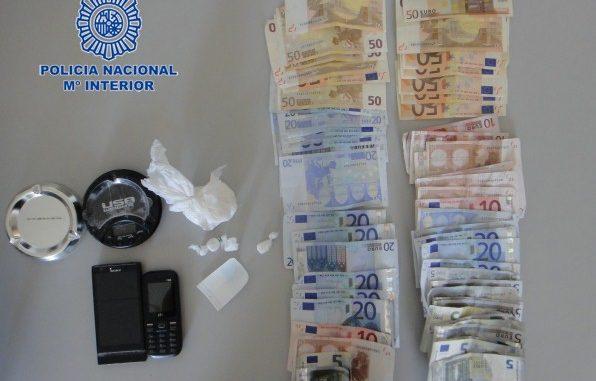 Dinero y droga