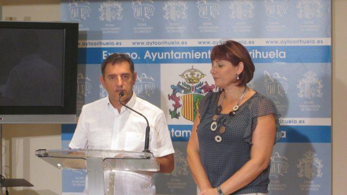 Martínez y dire conservatorio