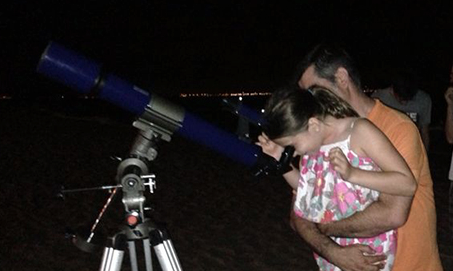 observacion astronomica