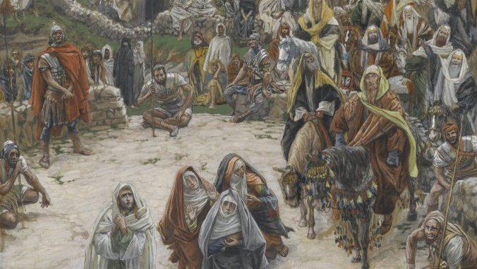 El Jesus historico y Tissot
