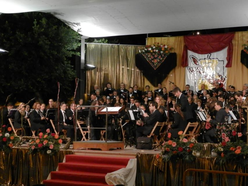 Concierto Benejúzar Pilarica 10OCT2013