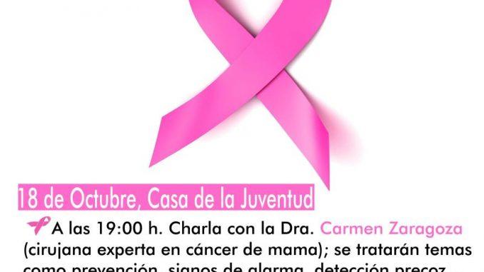 Jornada informativa cáncer mama 15OCT2013