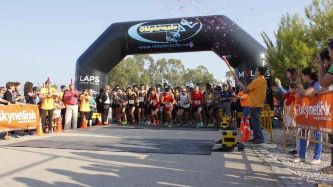 CARRERA 10 KM SAN ISIDRO 14OCT2013