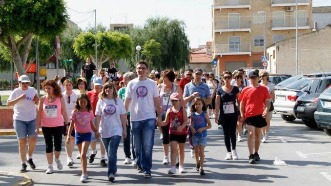 Marcha contra el cáncer Catral 24OCT2013
