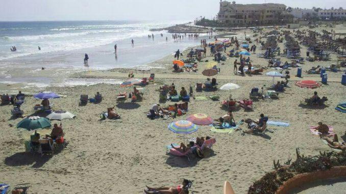 playa zenia