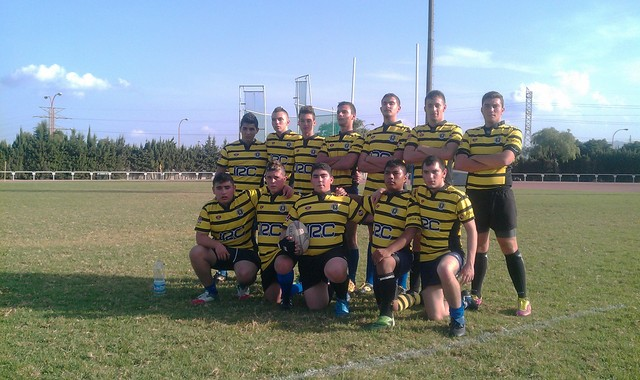 rugby categorias inferiores