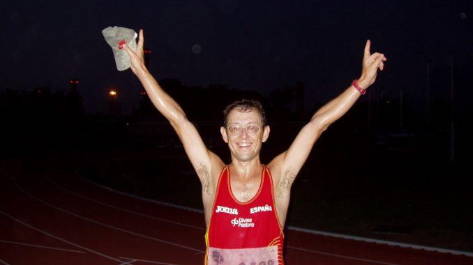 bJoseSernaCto. Europa Atletismo 2010. Medalla ORO Jos Serna 5.000 metros marcha