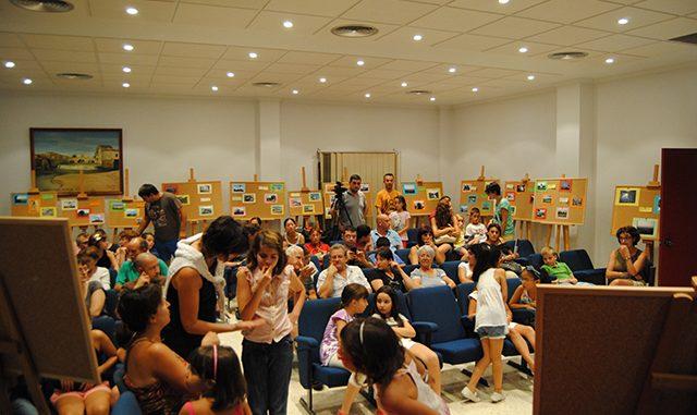 Rojales En Pequeño salon de plenos 021013
