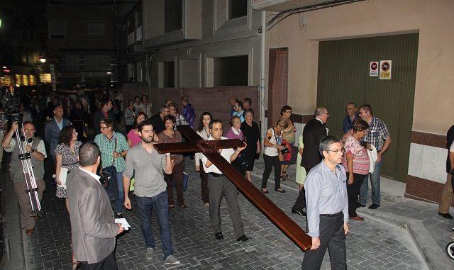 26-10-13 I Via-Crucis Diocesano 057