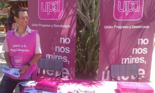 UPyD José Serna