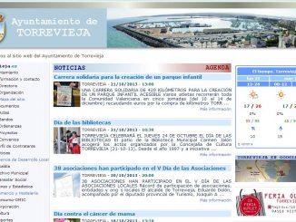 web municipañ