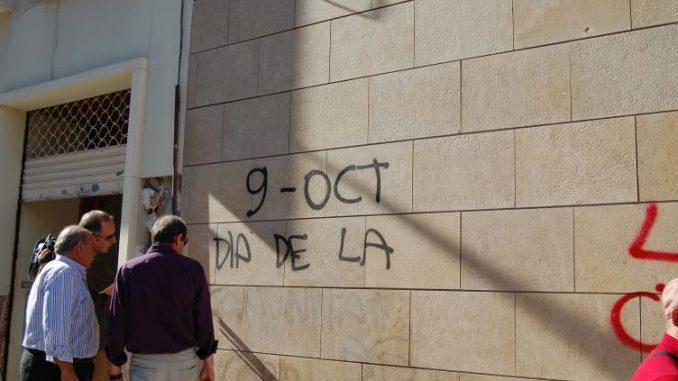 PINTADA AYTO ALMORADÍ COMUNITAT 10OCT2013