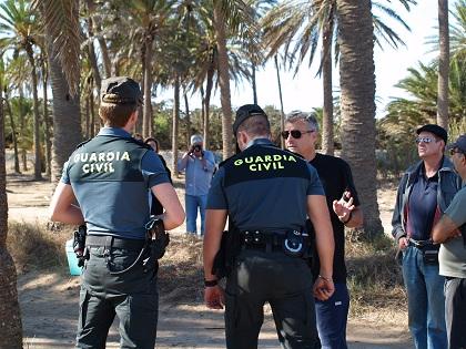 Guardia Civil Lo Ferris