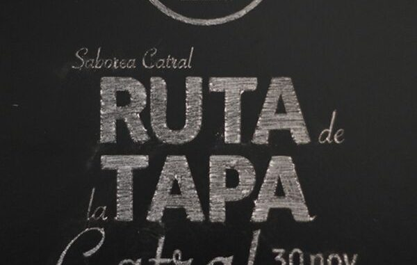II Ruta Tapa Catral 25nov2013