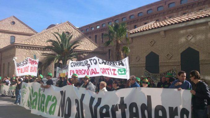 plataformas anti-vertederos en Valencia