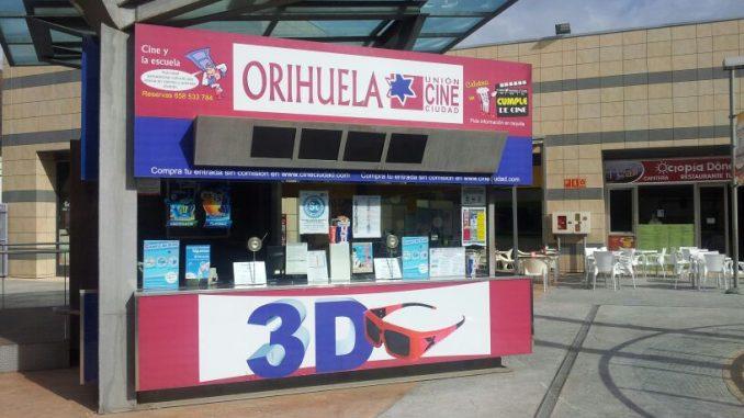 Cines Orihuela