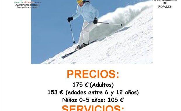 Esquí Rojales 2014 20 nov 2013