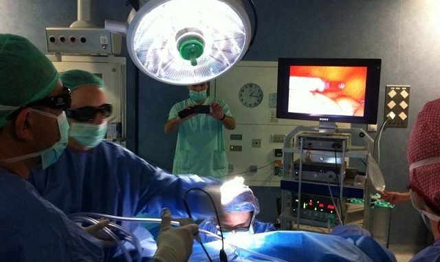 131113 NP H Torrevieja cirugia ginecologia 3D