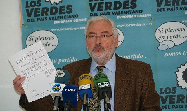 Jose Manuel Dolon Denuncia