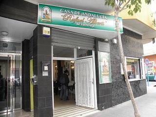 LA DIRECTORA GENERAL DE PARTICIPACIÓN CIUDADANA VISITA LAS CASAS REGIONALES DE TORREVIEJA 2