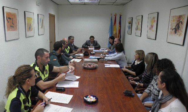 REUNIÓN DE LA MESA DE COORDINACIÓN POLICIAL SOBRE VIOLENCIA DE GÉNERO 2