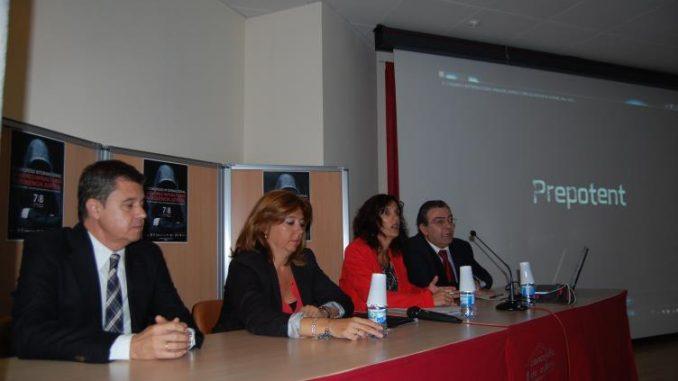 Congreso violencia Almoradí 7NOV2013