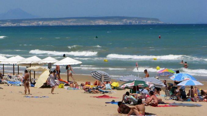 playa centro