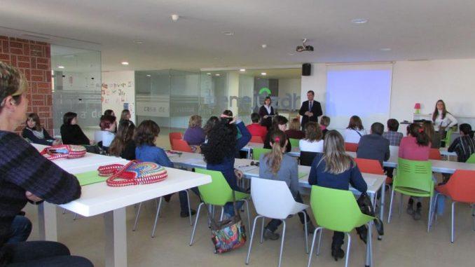 Escuela Adultos Benejúzar 9dic2013