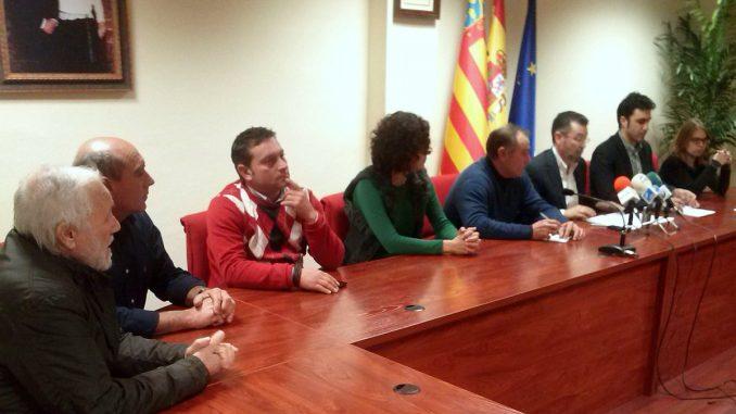 PSOE vega baja dic