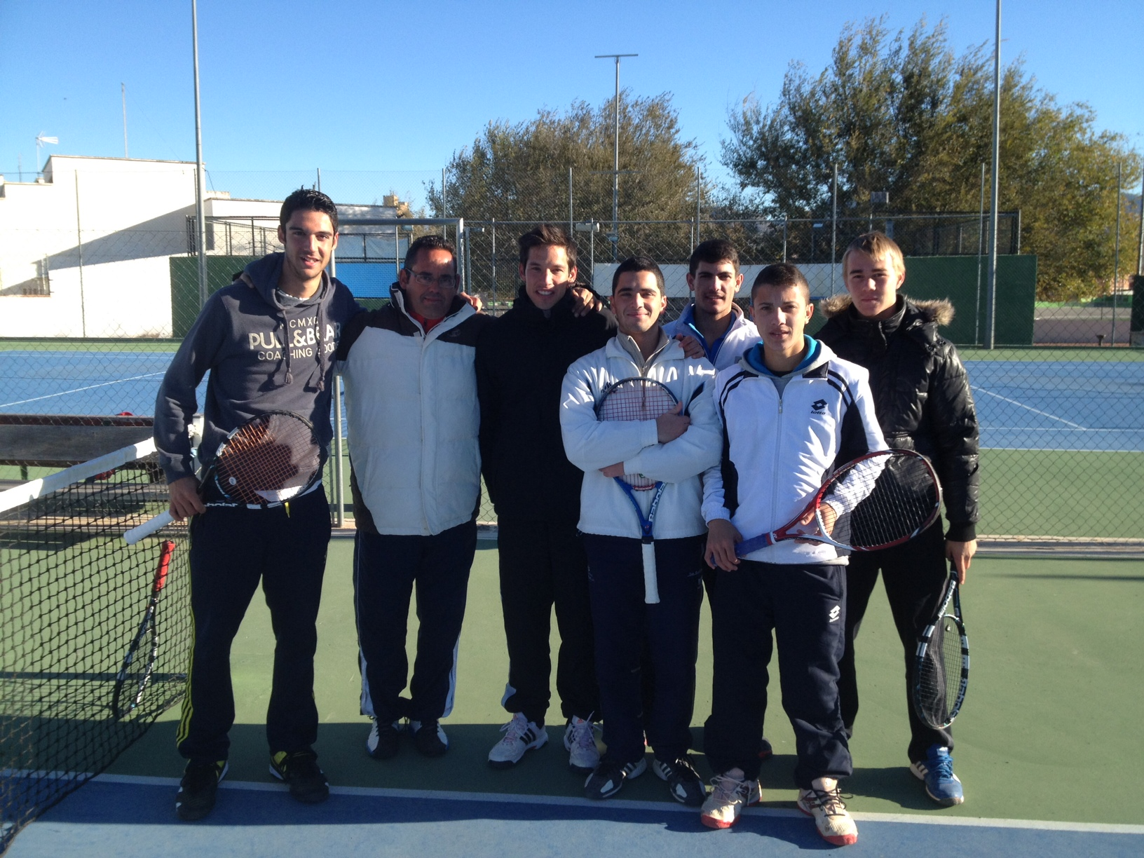 equipo absoluto masculino 2013