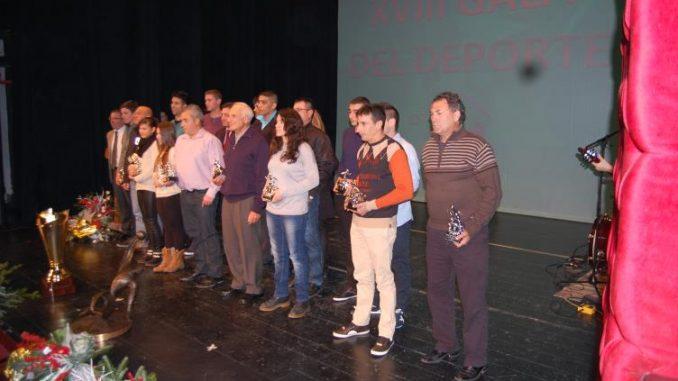 Gala Deporte Almoradí 11dic2013