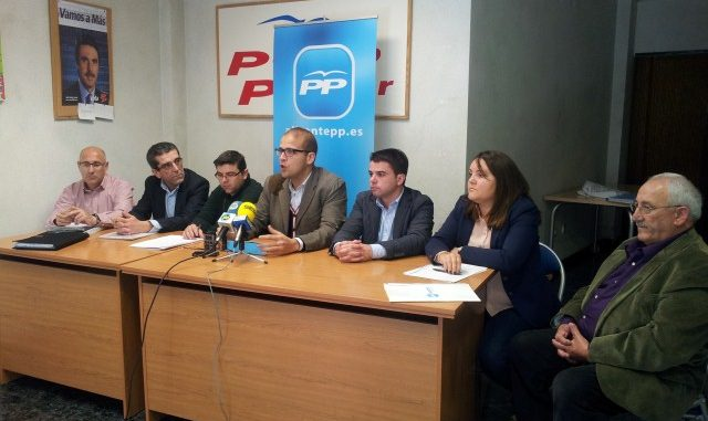 PP comarcal Benferri