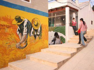Murales San isidro